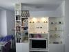 Predel miestností - obývačka